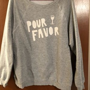 Wildfox sweatshirt.